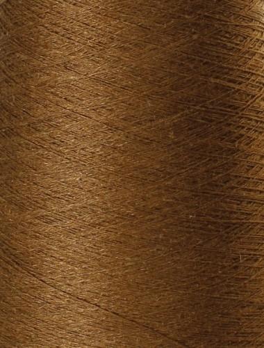 Hørgarn 11(17) sennepsbrun...