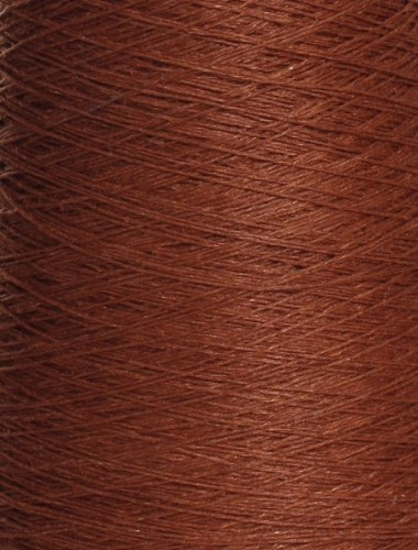 Hørgarn 11(16) cognac brun...