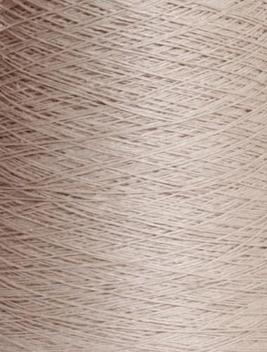Hørgarn 11(12) vanilje farve