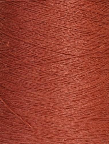 Hørgarn 10(5) mursten rød...