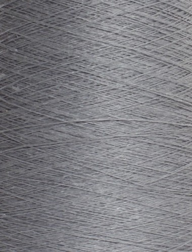 Hørgarn 7(12) blålig grå farve