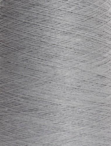 Hørgarn 7(11) sart grå farve