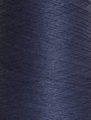 Hørgarn 7(9) blå lilla farve