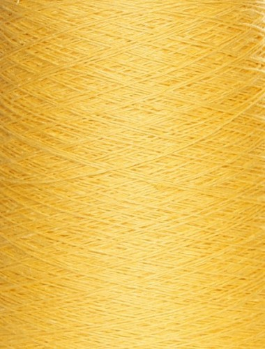 Hørgarn 6(7) gul farve