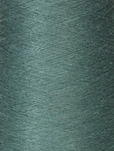 Hørgarn 4(29) nul mørk grøn...