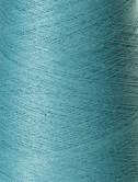 Hørgarn 4(15) grønturkis farve