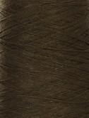 Hørgarn 4(12) mørk kaki farve