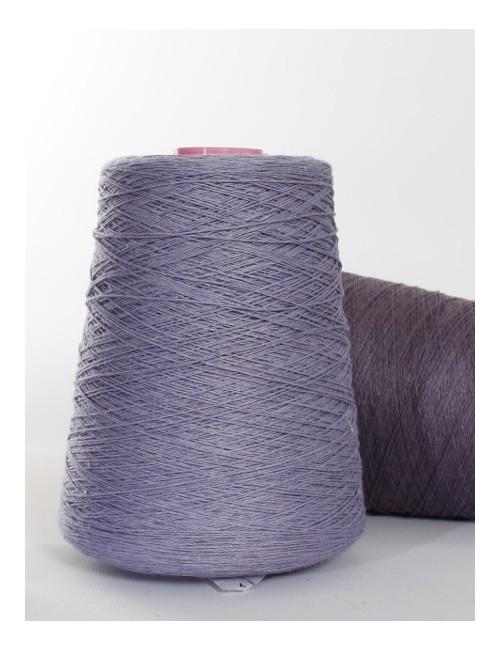 Hørgarn 3(9) lavendel farve
