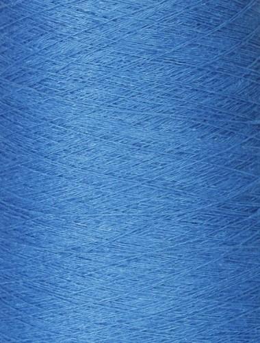Hørgarn 2(26) madam blå farve