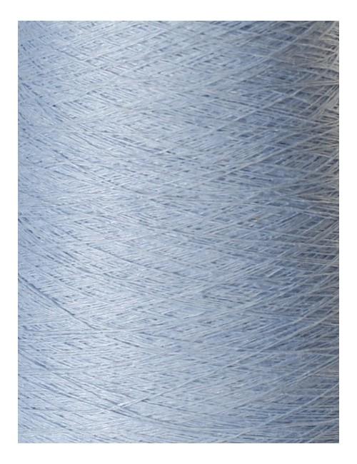 Hørgarn 2(10) babyblå farve