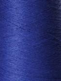 Hørgarn 2(9) kobolt farve