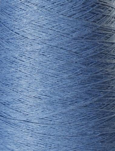 Hørgarn 2(6) klar blå farve