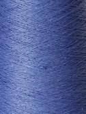 Hørgarn 2(4) dueblå farve