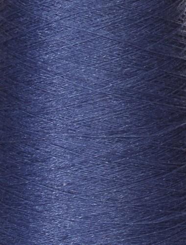 Hørgarn 2(3) marineblå farve