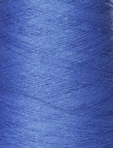 Hørgarn 2(2) kongeblå farve