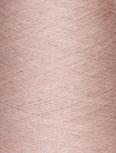 Hørgarn 1(3) gammel rosa farve