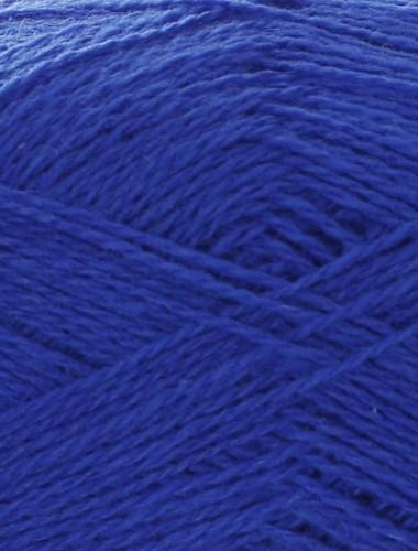 Uldgarn i koboltblå farve 460