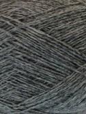 Uldgarn i mørk grå natural...