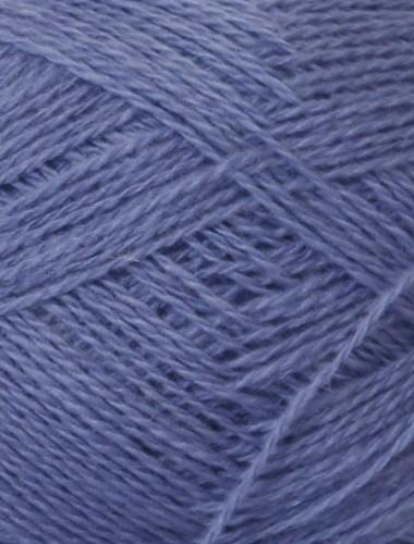 Uldgarn i lavendel blå...