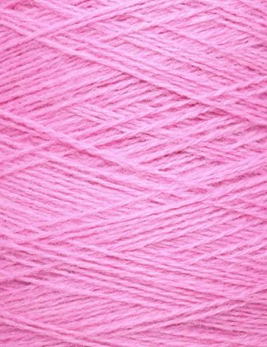 Uldgarn i klar lyserød...
