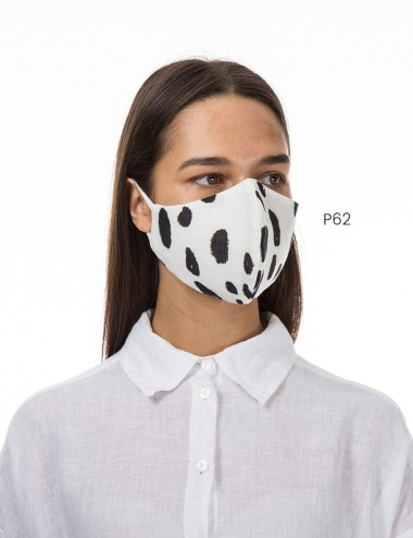 Mundbind med dalmatiner print