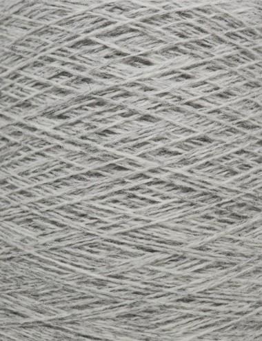 Strømpegarn 80%uld - 930 grå