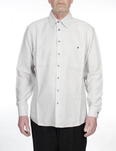 Klassiske hørskjorter til...