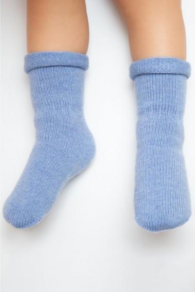 Kashmir-uld sokker