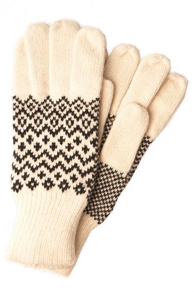 Uld handsker i nordiske...